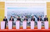 Construction dun complexe de résidence de 105 millions de dollars à Hai Phong