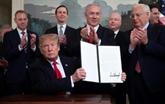 Netanyahu dit qu'un site a été trouvé pour une colonie Trump sur le Golan occupé