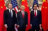 Pékin réplique à Trump, lueur d'espoir au G20 fin juin