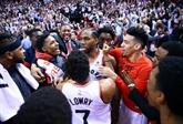 NBA: Toronto et Portland complètent le dernier carré