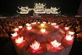 Vesak de l'ONU 2019: fête de lanternes flottantes afin de prier pour la paix