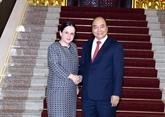 Consultation politique Vietnam - Roumanie à Hanoï
