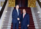 Le Premier ministre plaide pour la promotion des relations économiques avec l'Autriche