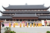 La pagode Tam Chuc fait peau neuve