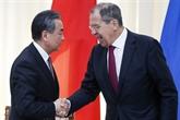 La Chine et la Russie vont renforcer leur partenariat stratégique