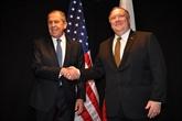 Moscou et Washington font face à des problèmes nécessitant des mesures immédiates