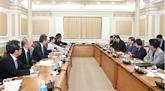 Hô Chi Minh-Ville et le Japon renforcent leurs liens économiques