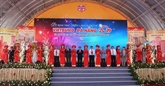 Ouverture de l'exposition internationale Vietbuild Dà Nang 2019