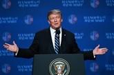 Donald Trump conseille d'importer des produits vietnamiens lors de la guerre commerciale avec la Chine
