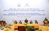 Une réunion internationale sur les sciences et technologies à Hanoï