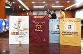 Publication de trois livres à l'occasion du 129e anniversaire de Hô Chi Minh