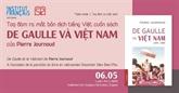 De Gaulle et le Vietnamprésenté à Hanoï