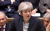 Theresa May veut toujours que le Royaume-Uni quitte l'UE