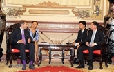 Hô Chi Minh-Ville et l'Autriche exploitent son potentiel de coopération