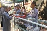 Un programme de gastronomie végétarienne à Thua Thiên-Huê