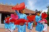 La mythique danse Xuân Pha