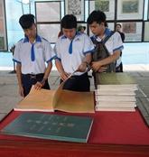 Une exposition sur Hoàng Sa et Truong Sa à Bac Liêu
