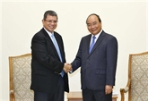 Le Premier ministre vietnamien reçoit le ministre malaisien des AE