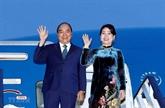 Le PM Nguyên Xuân Phuc attendu en Russie, en Norvège et en Suède