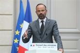 Pour Philippe, l'Europe permet de renforcer la souveraineté de la France