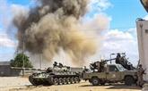 L'attaque à Tripoli a tué au moins 6 personnes