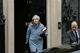 Theresa May fixera la date de son départ début juin