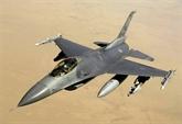 États-Unis: un avion militaire F-16 s'écrase en Californie