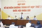 La 7e session de l'Assemblée nationale de la XIVe législature s'ouvrira le 20 mai