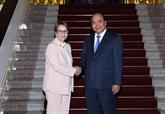 Le Premier ministre vietnamien invite le Brésil à promouvoir le commerce agricole