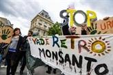 Des marches en France pour dénoncer les activités de Bayer-Monsanto