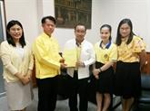 Publication en Thaïlande dun livre sur le Président Hô Chi Minh