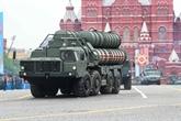 Turquie et Russie discuteront de la production conjointe du système de défense S-500