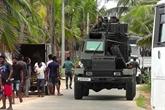 Attentats de Pâques au Sri Lanka: la police donne les noms des kamikazes