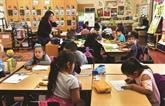 Telfair, berceau des élèves SDF de Californie