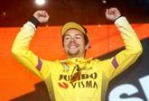 Tour d'Italie: Roglic dominateur du chrono de Saint-Marin