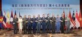 Mer Orientale: l'ASEAN et la Chine discutent de la mise en œuvre du DOC