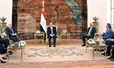 L'Égypte et le Canada discutent du renforcement de leurs liens