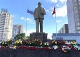 Activités de célébration du 129e anniversaire du Président Hô Chi Minh à l'étranger
