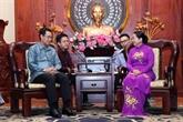 Hô Chi Minh-Ville facilite la coopération des jeunes avec le Laos