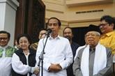 Joko Widodo réélu président d'Indonésie