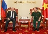 Une délégation militaire vietnamienne en visite en Biélorussie et Russie