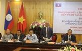Promotion de la coopération entre deux localités vietnamienne et laotienne