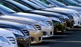 Baisse des prix des voitures neuves