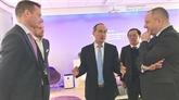 Hô Chi Minh-Ville se renseigne sur des solutions technologiques des Pays-Bas