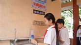 Garantir suffisammment d'eau potable pour la population de Hô Chi Minh-Ville