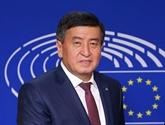 Le président kirghize salue l'interaction et la coopération au sein de l'OCS