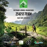 Thanh Hoa: le Vietnam Jungle Marathon 2019 à Pu Luông