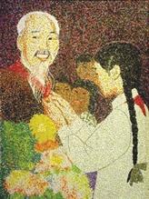 Le Président Hô Chi Minh, une source d'inspiration intarissable