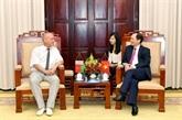 Vietnam - Biélorussie: resserrer les liens entre les syndicats du secteur bancaire