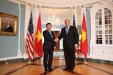 Pham Binh Minh en visite officielle aux États-Unis